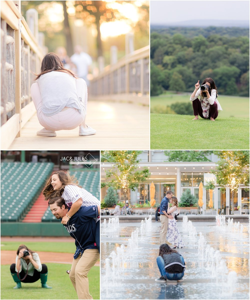 Photographers Jacqui and Julia of Jac&Jules master the deep squat to photograph families, kids, and weddings in their 2017 behind the scenes.