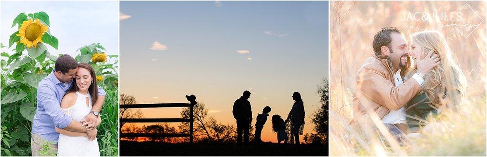 bayonet farm monmouth county family photo