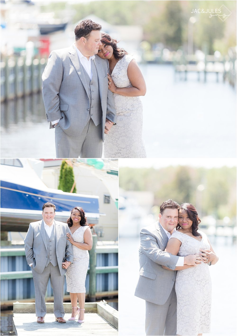 colorful wedding photos in forked river nj