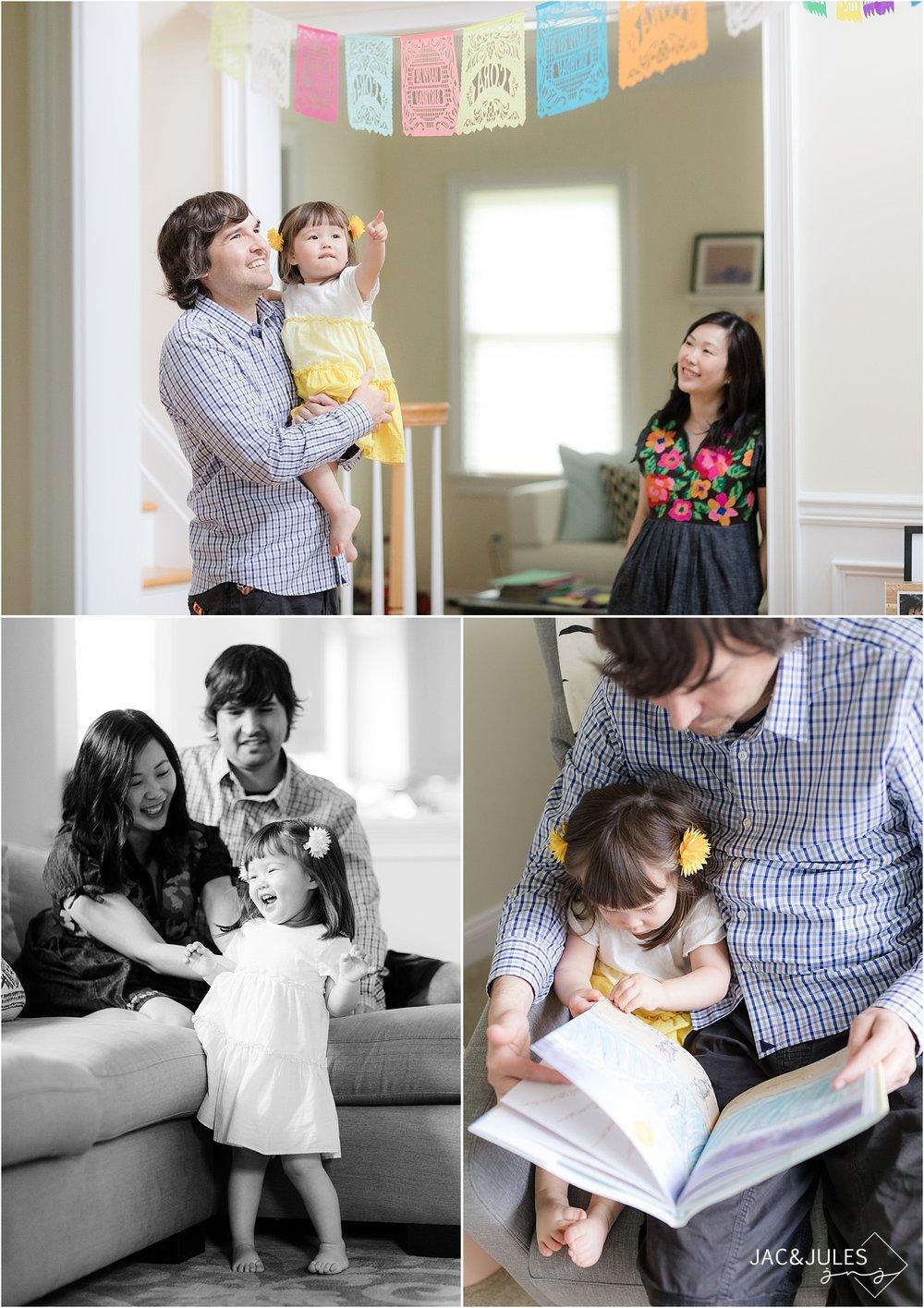 NJ lifestyle family photographer