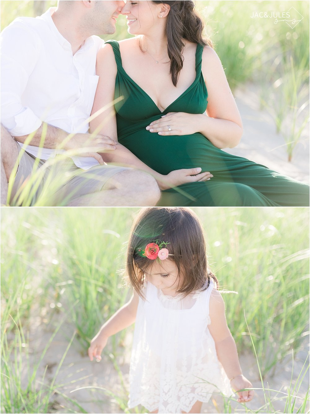 sandy hook maternity photo