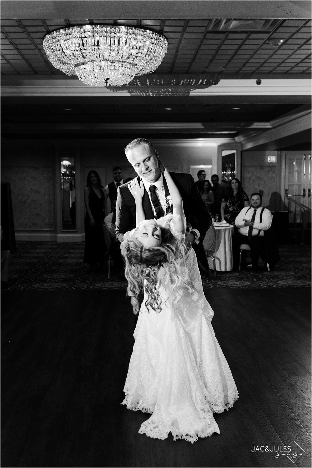 first dance at olde mill inn