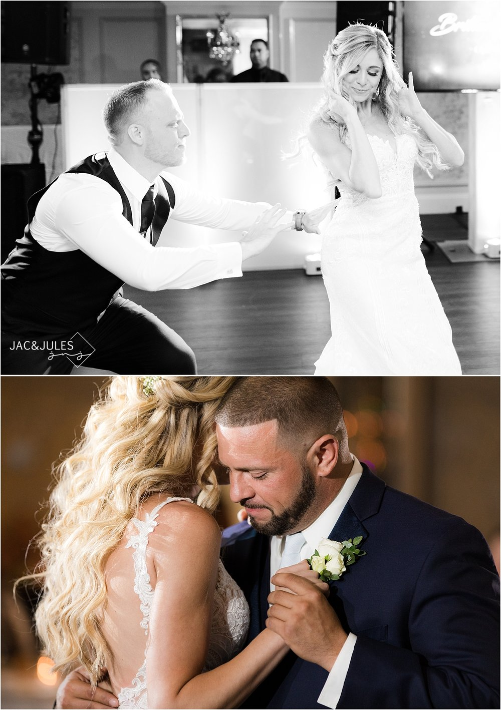 emotional first dances at olde mill inn