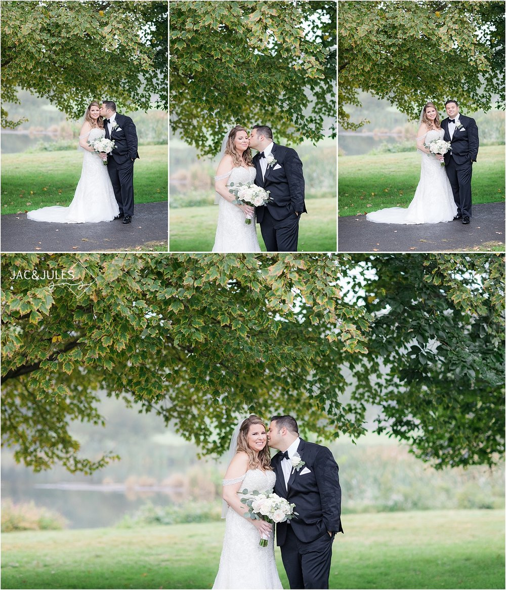 Briant Park wedding photo