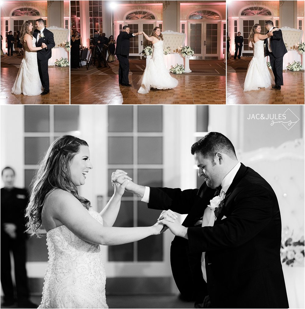 first dance at short hills hilton nj