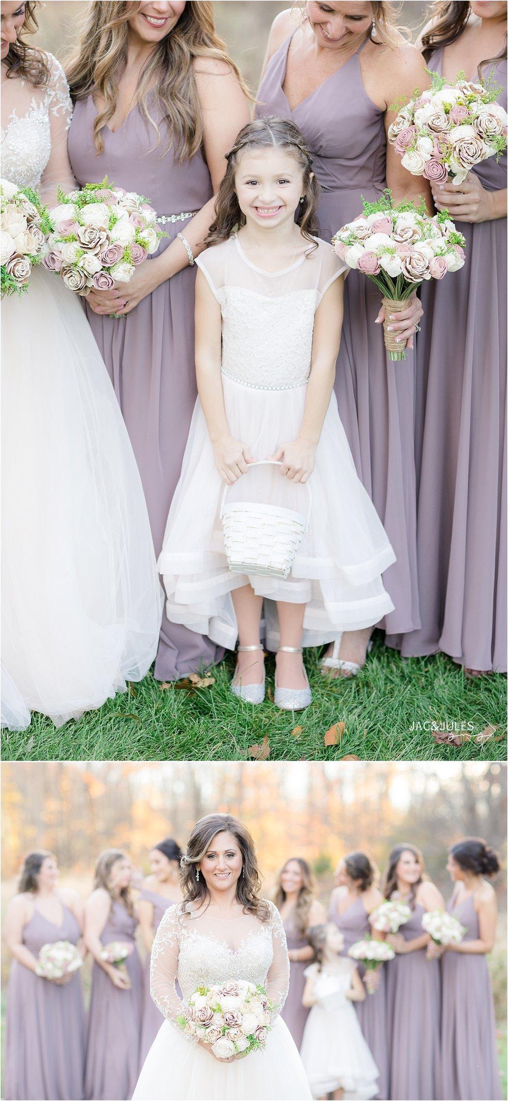 fall wedding colors at Perona Farms