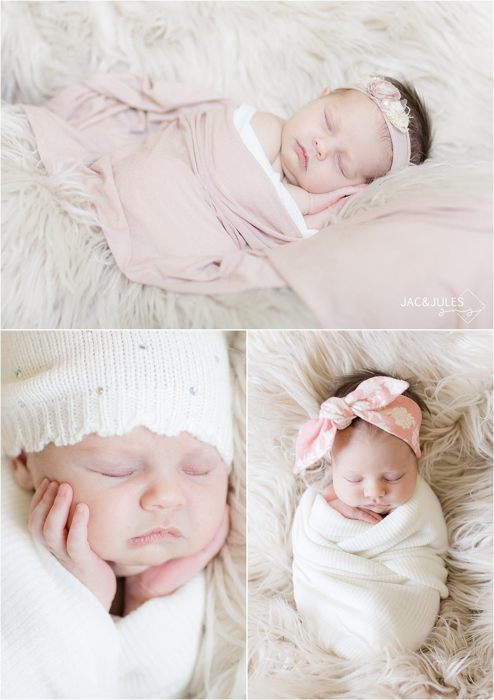 newborn photo at home in south jersey in lacey nj
