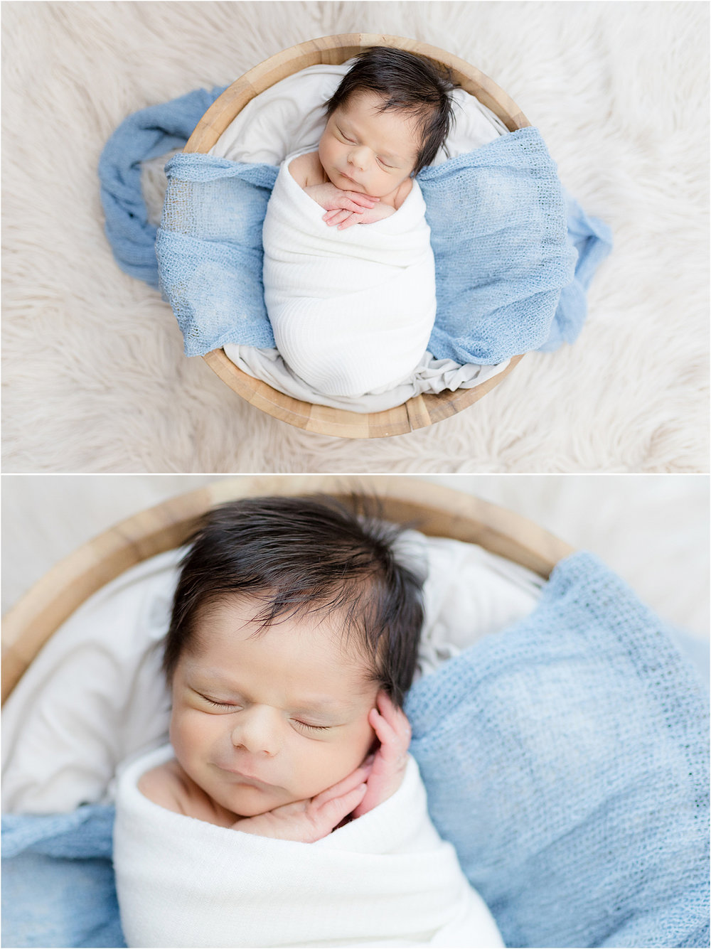 newborn-baby-boy-in-a-bowl