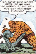 Fantastic Four #1, page 4, panel 4
