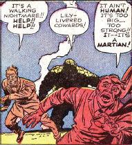 Fantastic Four #1, page 5, panel 2