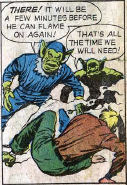 Fantastic Four #2, page 14, panel 5