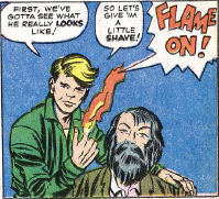 Fantastic Four #2, page 10, panel 5
