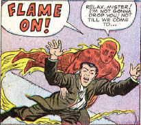 Fantastic Four #4, page 12, panel 4