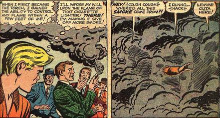 Strange Tales #101, page 5, panels 1-2
