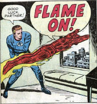 Fantastic Four #8, page 5, panel 1
