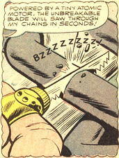 Strange Tales #102, page 4, panel 3