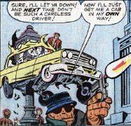 Fantastic Four #9, page 4, panel 1