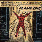 Strange Tales #103, page 1, panel 3