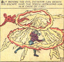 Strange Tales #103, page 12, panel 6