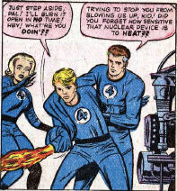 Fantastic Four #10, page 2, panel 2
