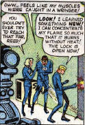 Fantastic Four #10, page 2, panel 7