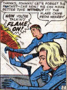Fantastic Four #10, page 2, panel 8