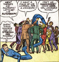 Fantastic Four #10, page 3, panel 2