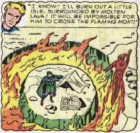 Fantastic Four #10, page 12, panel 3