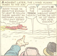 Strange Tales #104, page 4, panel 6