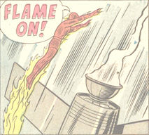 Strange Tales #104, page 10, panel 5
