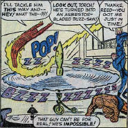 Fantastic Four #11, page 6 (again), panel 5