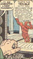 Strange Tales #105, page 7, panel 2