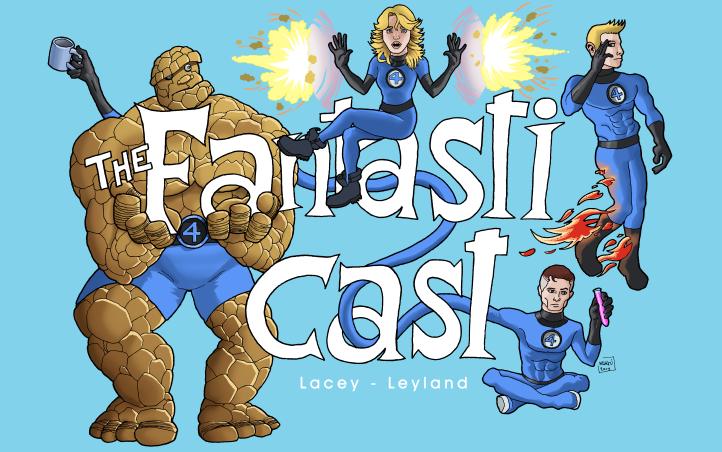 The Fantasticast Episode 101.5