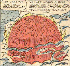 Strange Tales #105, page 7, panel 5
