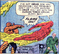 Fantastic Four #12, page 7, panel 4