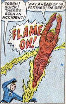 Fantastic Four #12, page 15, panel 3