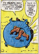 Fantastic Four #12, page 15, panel 6