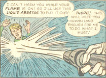 Strange Tales #106, page 8, panel 5