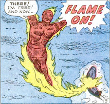 Strange Tales #107, page   9, panel 7
