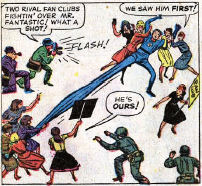 Fantastic Four #14, page 3, panel 3