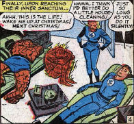 Fantastic Four #14, page 4, panel 7