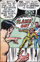 Fantastic Four #14, page 15, panel 1