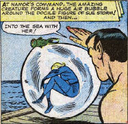 Fantastic Four #14, page 8, panel 7