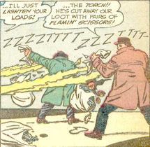 Strange Tales #108, page 3, panel 4