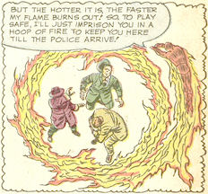 Strange Tales #108, page 7, panel 4