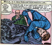 Fantastic Four #15, page 13, panel 3