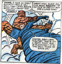 Fantastic Four #15, page 17, panel 2