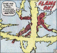 Fantastic Four #16, page 10, panel 6