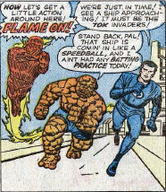 Fantastic Four #16, page 21, panel 2