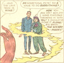 Strange Tales #110, page 13, panel 4
